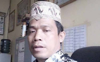 Ketua KPU Kabupaten Kapuas, Bardiansyah.