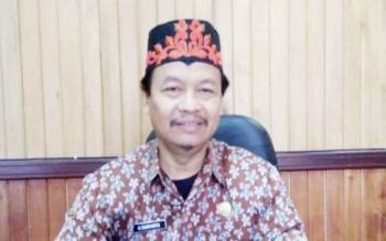 Wakil Bupati Lamandau, Drs. H. Sugiyarto.