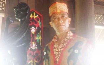 Plt Ketua DAD Kobar, Sumarna.