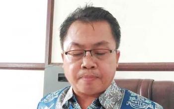 Kepala Dinas Transmigrasi, Tenaga Kerja, Koperasi dan UKM Kabupaten Gunung Mas, Letus Guntur