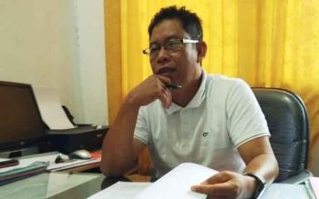 Kepala Bidang Pemerintahan desa dan Kelurahan Dinsos PMD Kabupaten Barito Utara, Ramadan Fitriyadi.