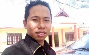 Anggota Komisi IV DPRD Kotim, Hary Rahmad Panca Setia