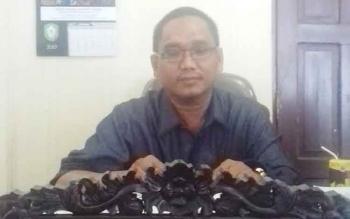 Anggota Komisi III DPRD Kotim H Abdul Sahid.