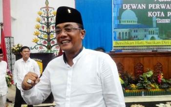 Sigit K Yunianto, Ketua DPRD Kota Palangka Raya.
