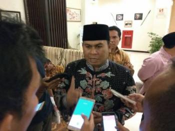 Wakil Bupati Kobar Ahmadi Riansyah.