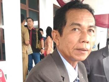 Kepala Badan Penanggulangan Bencana Daerah Kabupaten Gunung Mas M Rusdi.