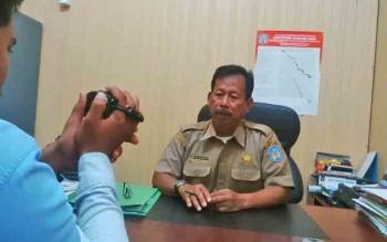 Kepala Dinas Lingkungan Hidup (DLH), Kabupaten Mura, Pujo Sarwono.