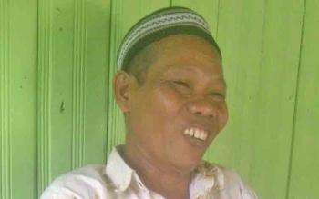 Sutuno, Kades Bangun Harjo, Kecamatan Bataguh, Kabupaten Kapuas.