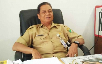 Kepala Bidang Perdagangan Disperindagsar Kabupaten Barito Utara Bukhari Muslim.