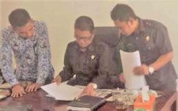 Ketua Banmus DPRD Kabupaten Kapuas Lawin.