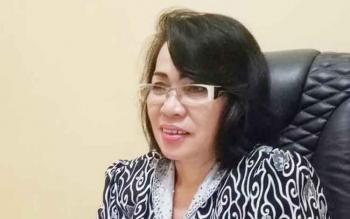 Kepala Dinas Pariwisata, Pemuda dan Olahraga (Disparpora) Kabupaten Mura, Regita.