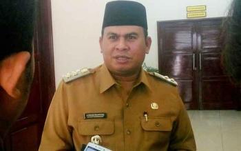 Wakil Bupati Kotawaringin Barat (Kobar) Ahmadi Riansyah