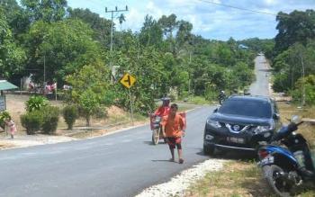Kecamatan Balau Riam salah satu kecamatan yang pertumbuhan penduduknya paling tinggi di Kabupaten Sukamara.