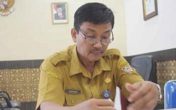 Pelaksana Tugas Kepala Dishub Kalteng Kasturi.