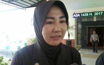 Wakil Ketua I DPRD Katingan Endang Susilawatie