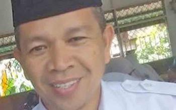 Kepala Kantor Kemeterian Agama Kabupaten Barito Utara, Drs H Tuaini Ismail