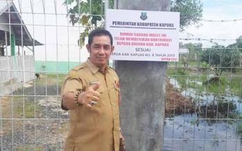 Kepala Bidang Penindakan dan Penyuluhan Pajak Daerah, BPPRD Kapuas, Pengeran Sojuoan Pandingan