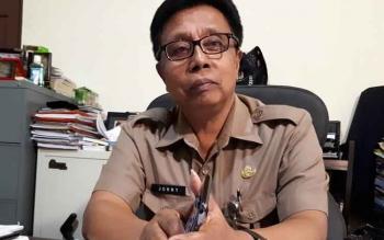 Kepala Dinas PTSP Kotim, Johny Tangkere.