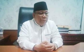 Ketua DPRD Kabupaten Murung Raya Gad F Silam.