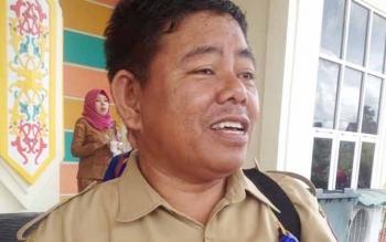 Kepala Dinas Komunikasi, Informatika, Statistik dan Persandian Kabupaten Mura, Bimo Santoso.