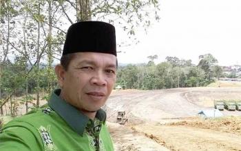 Kepaala Kantor Kemenag Kabupaten Barito Utara, Tuaini Ismail