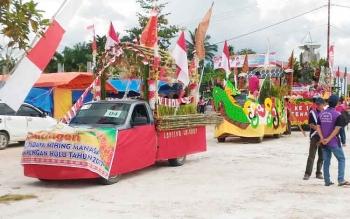 Festival Budaya Mihing Manasa Dilaksanakan di Tiga Tempat