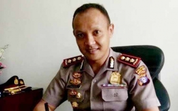 Kapolres Bartim AKBP Raden Petit Wijaya.
