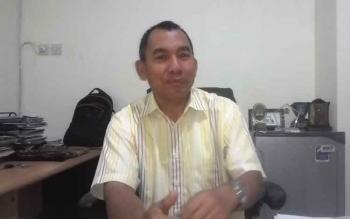 Pelaksana Tugas (Plt) Kepala Badan Pengelolaan Keuangan dan Aset Daerah (BPKAD) Kapuas Syafiri
