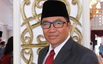 Kepala PUPR Kalteng Leonard S Ampung