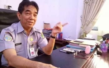 Kepala Dinas Perhubunga Barito Utara, Iwan Fikri