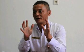 Kepala Perwakilan ORI Kalteng, Thoeseng TT Asang