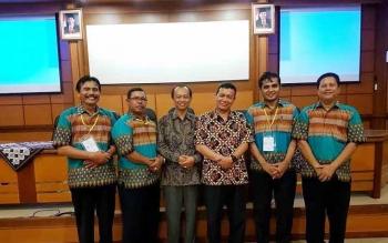 Guru Bahasa Indonesia dari Kalteng Terima Penyegaran di LPMP Yogyakarta