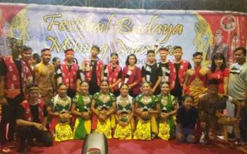 Kontingen Kecamatan Sepang Juara Lomba Tari Daerah