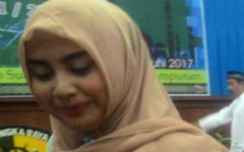 Wakil Ketua DPRD Palangka Raya Ida Ayu Nia Anggraini