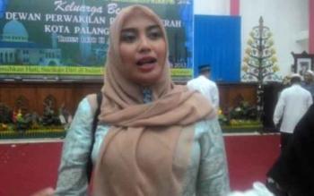 Wakil Ketua DPRD Palangka Raya, Ida Ayu Nia Anggraini