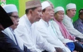Buati Barito Utara, Nadalsyah menghadiri safari Ramadan di Desa Luwe Hilir