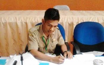 Sekdes Sulung, M Hasbullah Noor