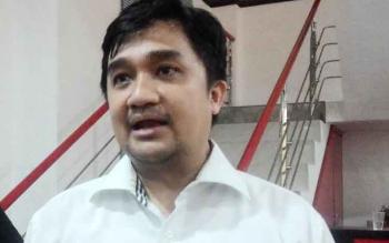 Anggota Komisi X DPR RI Asdy Narang.