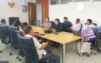 Komisi II DPRD Kabupaten Kapuas melakukan kunjungan kerja ke Kantor Kementerian Pertanian RI beberapa waktu lalu.