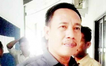 anggota Komisi II DPRD Kapuas Wahyu Dinata