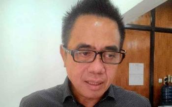 Sekretaris Komisi B DPRD Kota Palangka Raya Alfian Batnakanti
