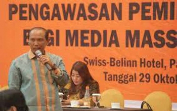 Kepala BKPP Kobar Tengku Alisjahbana