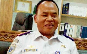 Kepala Bandara Tjilik Riwut, Palangka Raya, Paryono