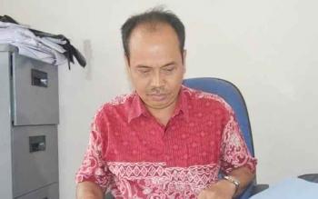 Kabid Pengawasan Hubungan Industri dan Jamsosker, Yus Bimantoro