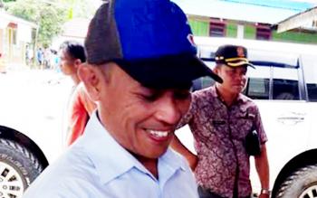 Kepala Dinas Kesehatan (Dinkes) Kabupaten Mura, Suria Siri.