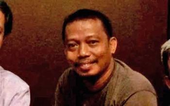Direktur Save Our Borneo Kalteng Nordin.