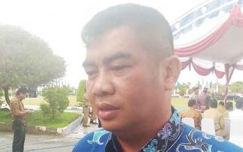 Kepala Bagian Protokol Biro Protokol dan Komunikasi Publik Sekretariat Daerah Provinsi Kalteng, Agus S Junaidi.