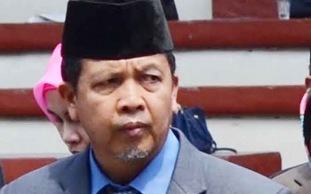 Kepala Disperindagsar Kabupaten Barito utara Hajrannor.