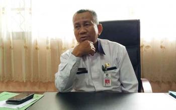Kepala Dinas Kesehatan Kabupaten Barito Utara Robansyah.