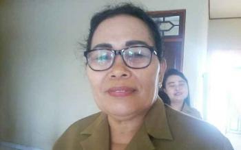 Kepala Dinas Sosial Katingan, Kesmi Pandiangan